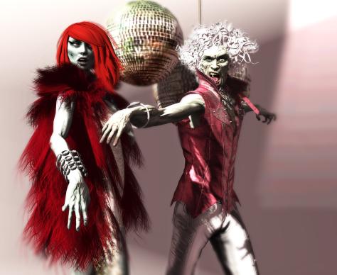 Zombie Glam